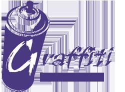 Graffiti Artist Logo Deco graffeur