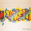 Prénom en Grafiti